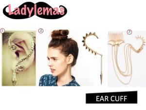 EAR CUFF LADY